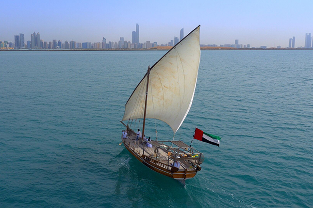 "Image Nation Abu Dhabi groundbreaking television series, ""History of the Emirates"" to air across the UAE every night from November 24"